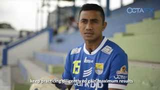 OctaFX Key to success - Firman Utina
