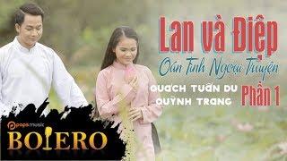 Cận cảnh Quỳnh Trang khóc như mưa khi Quách Tuấn Du cưới vợ || Phim Ca Nhạc Lan và Điệp [Phần 1]
