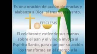 Las Partes De La Eucaristía (Niñ@s).wmv