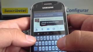 Como Subir Una Foto Al Facebook En Samsung Galaxy Fame