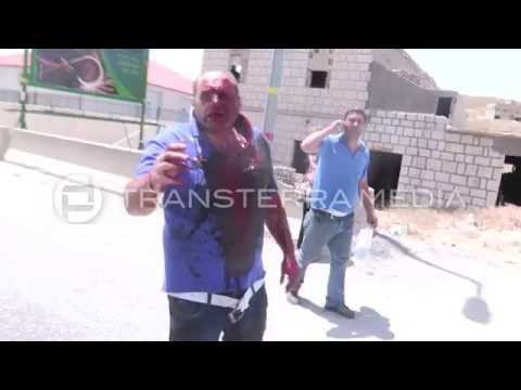 Aftermath: Suicide Bomb Hits Lebanese Security Forces Checkpoint