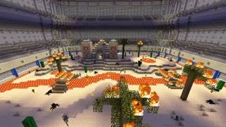 Minecraft Mob Arena Server