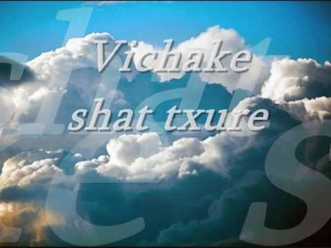 Xachatur - Vichake shat txure.