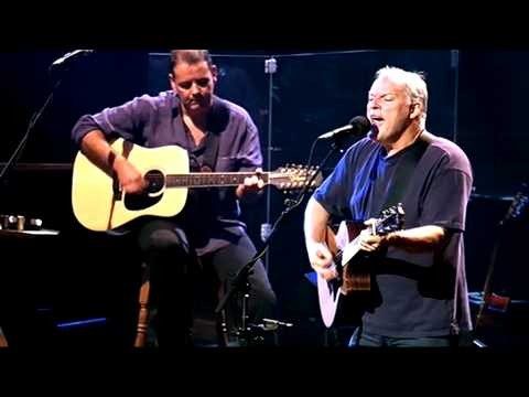 David Gilmour Wish you were here live unplugged