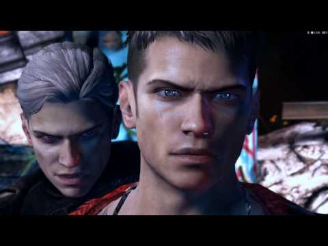 DMC:DEVIL MAY CRY - MISSION 20 (FINAL BOSS & ENDING)