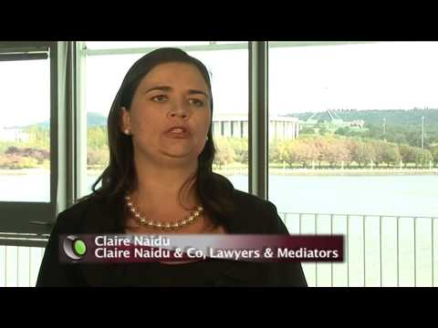 Women in Business - Claire Naidu & Co
