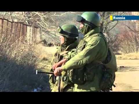 Kremlin Denies Plotting Crimea Seizure: Putin says secret opinion surveys triggered annexation