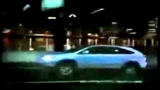 2003 Toyota Harrier (Lexus RX300) Japanese Advert