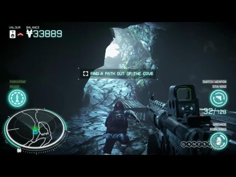 Killzone: Mercenary - E3 2013 Stage Demo