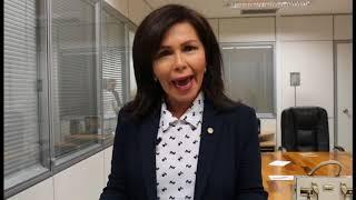 #RetrospectivaProgressista - Dep. federal Conceição Sampaio (AM)