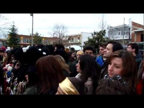 Καρναβάλι Παλαμά 2012 (2ο Βίντεο)