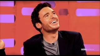Richard Madden Feels Dirty Telling This Story - The Graham Norton Show
