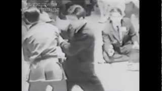 Bruce Lee Rare Super Speed Kick (HD)