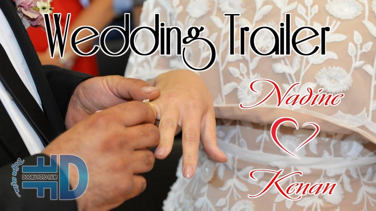 Nadine & Kenan - WEDDING TRAILER