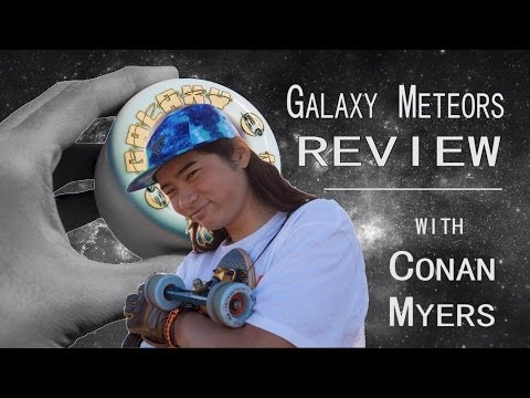 Galaxy Meteor wheels REVIEW