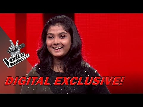 Coach Himesh Brainwashes Ankona Mukherjee | Moment | The Voice India Kids - Season 2