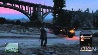 GTA 5 Walkthrough Part 38: Predator