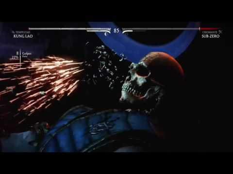 Mkx fatality 2 kung lao
