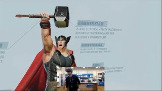 Marvel Powers United VR(Every Demo Character)