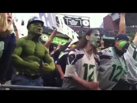 Loud & Proud (12th Man!) by Anthony J. Shears & April 12th
