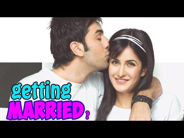 Katrina Kaif talks about her MARRIAGE with Ranbir Kapoor