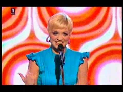 Nina - Caroban - Eurovision 2011.