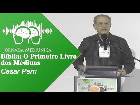 JORNADA MEDIÚNICA 2016 - BÍBLIA: O PRIMEIRO LIVRO DOS MÉDIUNS (CESAR PERRI - DF)