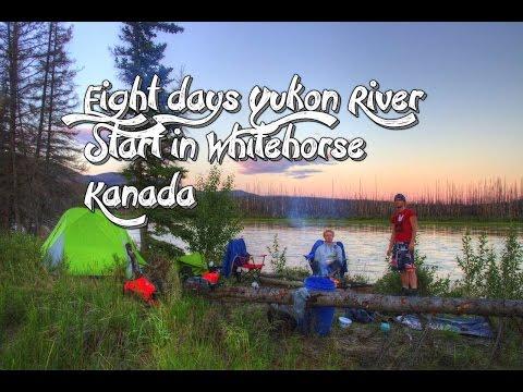 Reisebericht: 8 Tage Kanu Tour Auf Dem Yukon River