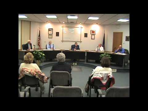 Rouses Point Village Board Meeting part two 4-4-11