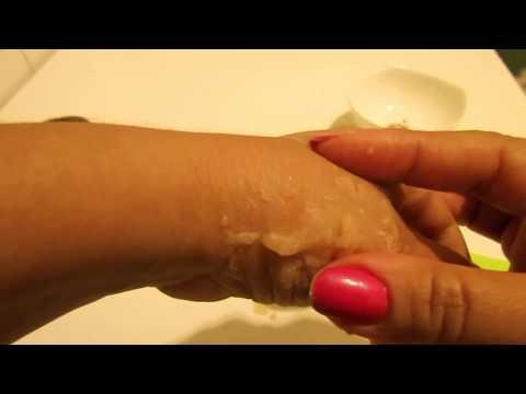 Como fazer massa para maquiagem artística de Halloween - Elis Paula