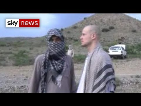 Taliban Video Shows Bowe Bergdahl Handover To US In Afghanistan