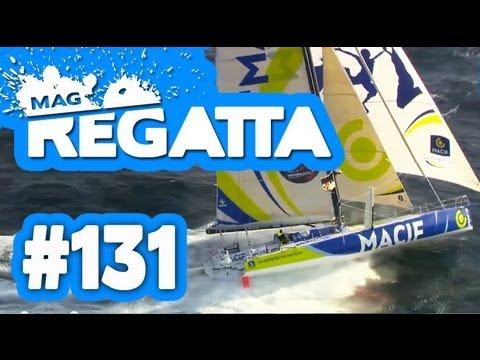 REGATTA Magazine - #131 : Focus sur Gabart, best of Extreme Sailing Series 2012, Cammas marin de l'année