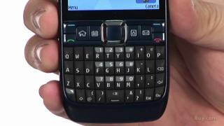 Nokia E63 Unlocked GSM Cell Phone (Blue) Full QWERTY