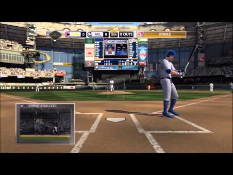 Trade Time! - MLB 2K: Tony Campana: Episode 41 - Cubs vs Brewers - My Player/Let's Play.