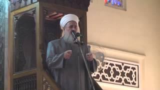خطبة مفتي اهل السنة والجماعة ليوم 24/1/2014