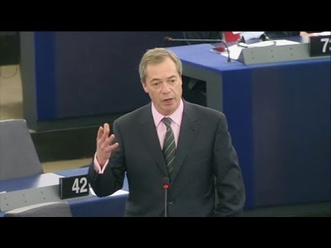 Open doors leading to earthquake in British politics next May - Nigel Farage