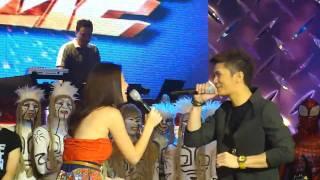 OFFCAM Anne And Vhong