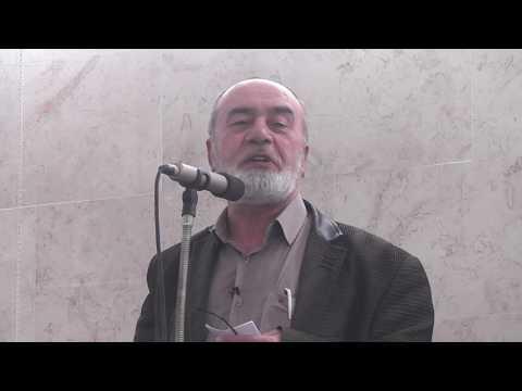"""""""وأنَّ هذا صِراطي مستقيماً فاتّبعوه"""" خطبة الجمعة للشيخ احمد بدران"""