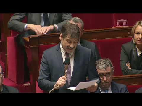 M. Jean-Yves Bony - Crise de l'agriculture