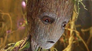 La Desgarradora Línea Final De Groot En Infinity War Revelada