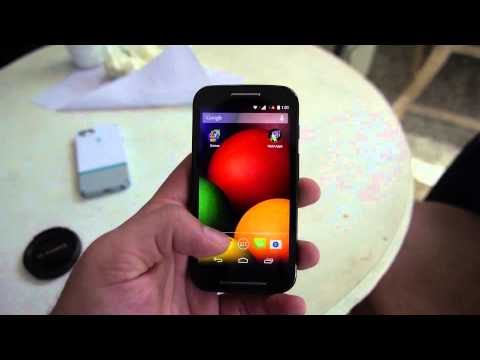 Moto E : First Hands On with the Game changer
