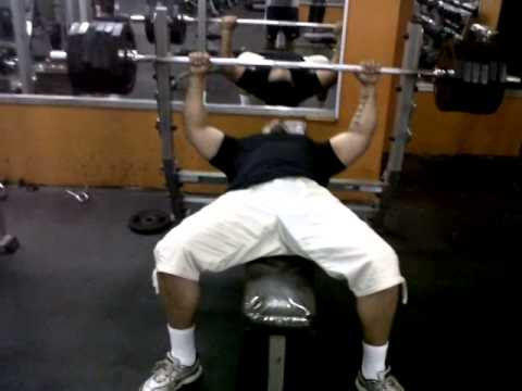 Dilip Jacob Ponnattu   workout for Chest   Bench Press 120 KG in RMCO Fitness Zone Karama Dubai on 2
