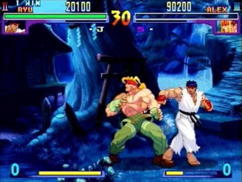 SF? Ryu Exhibition (Evo2k9+OHN8 Edition)