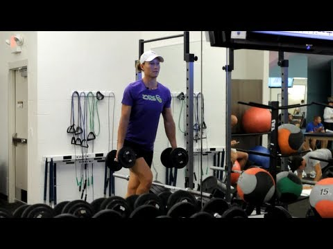 Sam Stosur Workout | USANA