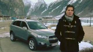 Chevrolet Captiva  - Sparen mit Gas (LPG) videos