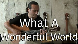 Dexter: What A Wonderful World Michael Marc Acoustic