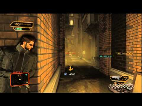Deus Ex: Human Revolution - Review (PC, PS3, Xbox 360)
