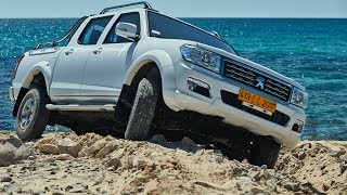 Peugeot Pick Up (2017) Simple and Robust. YouCar Car Reviews.