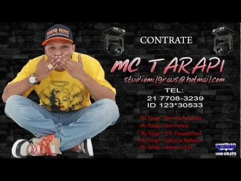Mc Tarapi - Novinha Safadinha - radio