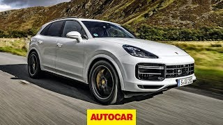 Porsche Cayenne Turbo 2018 review - A perfect mix of luxury and performance? | Autocar